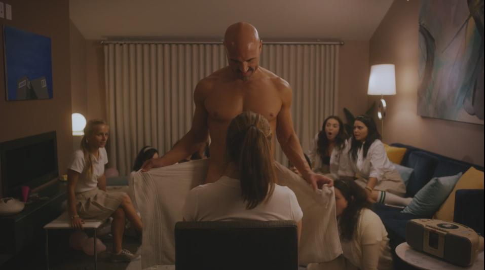 Theatre vimeo erotic Naked ballet: